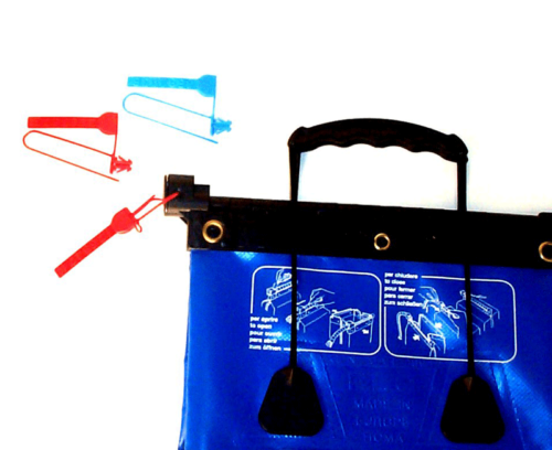 High-security bags
