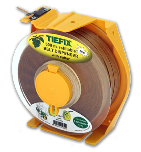 TIEFIX-matic 500 m. JUMBO belt Dispenser